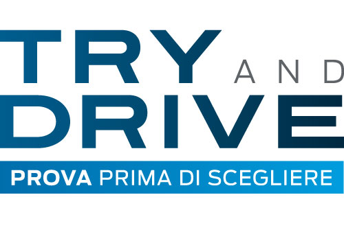 Logo Try and Drive